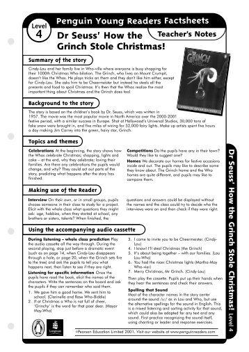 Penguin Young Readers Level 4 - Longman Japan