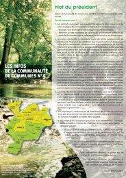 Journal N° 5 - 01/07 - Communauté de communes Evrecy-Orne ...