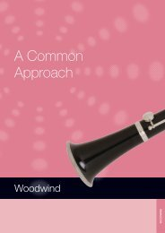 Woodwind Complete - National Association of Music Educators