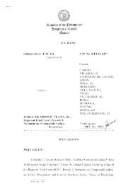 A.M. No. RJ-10-2257. July 17, 2012 - Supreme Court of the Philippines