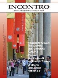 Incontro 5-6-2012 - Istituto Toniolo
