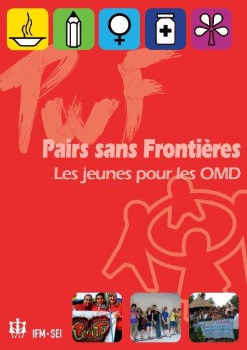 Pairs sans Frontières - IFM-SEI