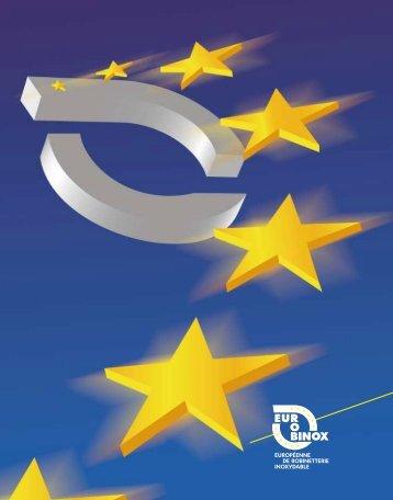 Catalogue Français - Eurobinox