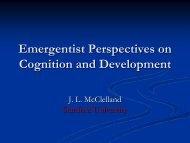 slides; PDF - Cognitive Science Journal Archive