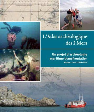 Un projet d'archéologie maritime transfrontalier