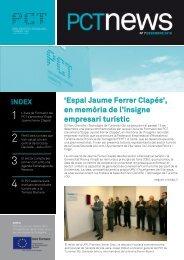 'Espai Jaume Ferrer Clapés', en memòria de l'insigne empresari ...