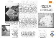 Litoral de Portbou, coves i cales