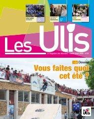 Les Ulis - Le magazine des Ulissiens n°7 juillet-août 2009 : Vous ...