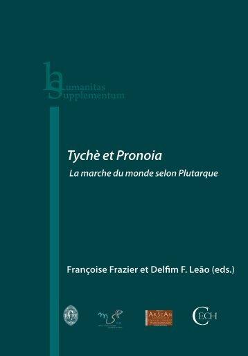 Tychè et Pronoia. La marche du monde selon Plutarque
