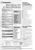 Alternatives : Var et Alpes-Maritimes Alternatives - Silence - Page 2