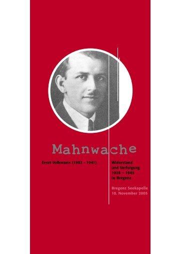 Broschüre Volkmann