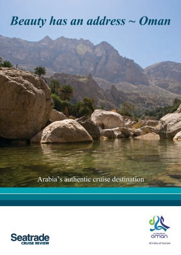 Beauty has an address ~ Oman - Oman Ministry of Tourism