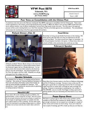 vfw-newsletter-mar-2009-vfw-post-8870-and-las-auxiliary Vfw Newsletter Template on knights of columbus newsletter template, church newsletter template, boy scouts newsletter template, golf newsletter template, dav newsletter template, veteran newsletter template, country club newsletter template, ymca newsletter template, lions newsletter template, library newsletter template, fire department newsletter template, army newsletter template, march of dimes newsletter template, girl scouts newsletter template, kiwanis newsletter template, rotary newsletter template, november newsletter template, historical society newsletter template, 4-h newsletter template, basketball newsletter template,
