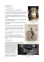a curriculum vitae - David Rumsey