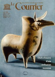 Vestiges d'une civilisation inconnue; The ... - unesdoc - Unesco