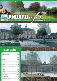 ndard-infos mars-2013 - Andard