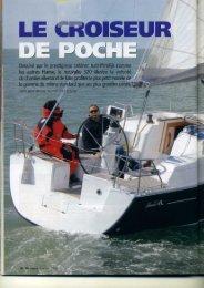 Page 1 Page 2 mm Emmnn ' 1 Fiche technique Croisœre Hanse 320 ...