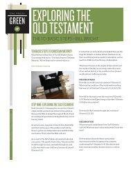 THE 1O BASIC STEPS—BILL BRIGHT TEN ... - Cru Press Green