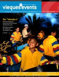 """the """"islanders"""" - Vieques Events"""