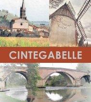 Plaquette touristique - Commune de Cintegabelle