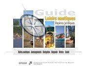 Guide loisirs nautiques - Association Française des EPTB