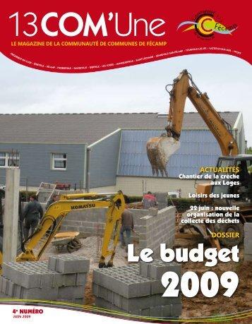magazine 4 - Communauté de communes de Fécamp