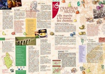 consulter en ligne - Craponne-sur-Arzon