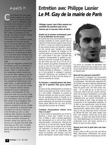 Philippe Lasnier - Prochoix
