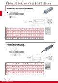 Socafluid - Vérins Pneumatique ISO 15552 Ø32 à 125 mm Sopra - Page 6