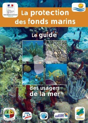 La protection des fonds marins