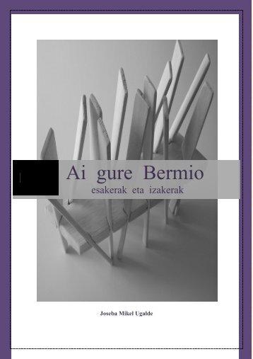 Ai gure Bermio - Caja PDF