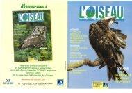 OISEAU magazine - LPO Mission rapaces