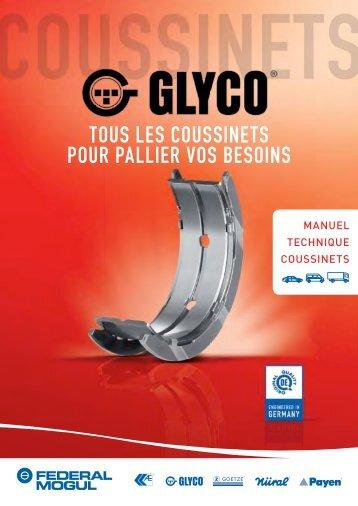 télécharger le PDF GLYCO - Moteurs & culasses