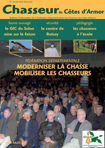 Bulletin fédéral Juillet 2010 - Fédération Départementale des ...