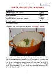 recette des mogettes a la vendeenne - Archive-Host
