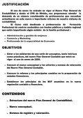 NUEVO PLAN GENERAL CONTABLE 2008 - CPR de Mérida - Page 2
