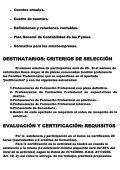 NUEVO PLAN GENERAL CONTABLE 2008 - CPR de Mérida - Page 3