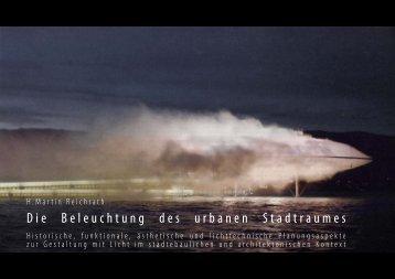 Die Beleuchtung des urbanen Stadtraumes (full paper) - cpe