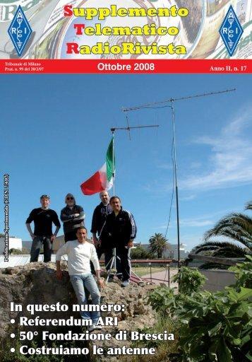 N.17 - Ottobre 2008 - IW2LLX