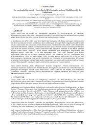 CORP-Artikel zu emomap - cpe - Universität Kaiserslautern
