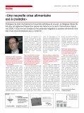 n°469: Se nourrir, un droit vital bafoué - Caritas Genève - Page 6