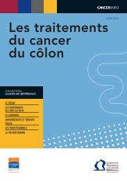 64 pages - Institut National Du Cancer