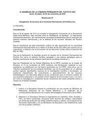 Sexagésimo Aniversario de la Comisión Permanente