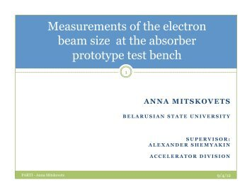 calibration of photon and electron beams 1 dosimetry and calibration of photon and electron beams with cavity ion chambers chapter 13 fa attix, introduction to radiological physics and.