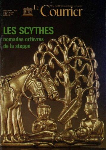 Les Scythes: nomades orfèvres de la steppe ... - unesdoc - Unesco