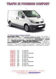 TRAFIC III FOURGON - Trets Auto Import