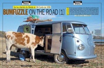 Sur les chemins du Monde en VW Combi de 1958 - Bumfuzzle