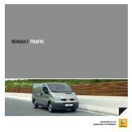 RENAULT TRAFIC - Glinche automobiles