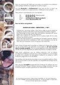 Zone Industrielle - BP 40 - 60210 GRANDVILLIERS - Ribouchon et fils - Page 2
