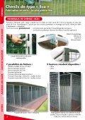Zone Industrielle - BP 40 - 60210 GRANDVILLIERS - Ribouchon et fils - Page 4